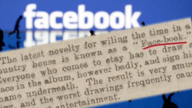 Recorte de antiguo periódico confirma que 'Facebook' existe desde 1902 – RT