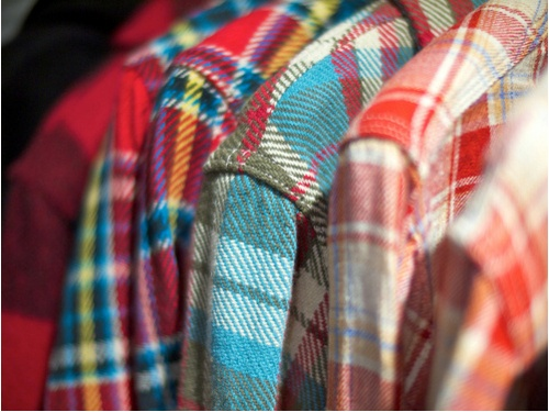 flannels!!!