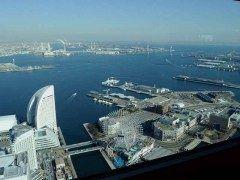 横浜の定番観光スポットといえば、横浜ランドマークタワー! 高さ273mにある展望フロアからは横浜の街や海が見渡せ、晴れれば100km先まで見渡せることも♪ まだ行ったことのない人は一度行ってみてね٩(๑^o^๑)۶ tags[神奈川県]