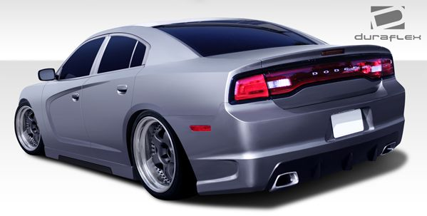 2011 2012 Charger Rear Bumper, 2011 2012 Charger Rear Bumper www.bmcextremecustoms.net