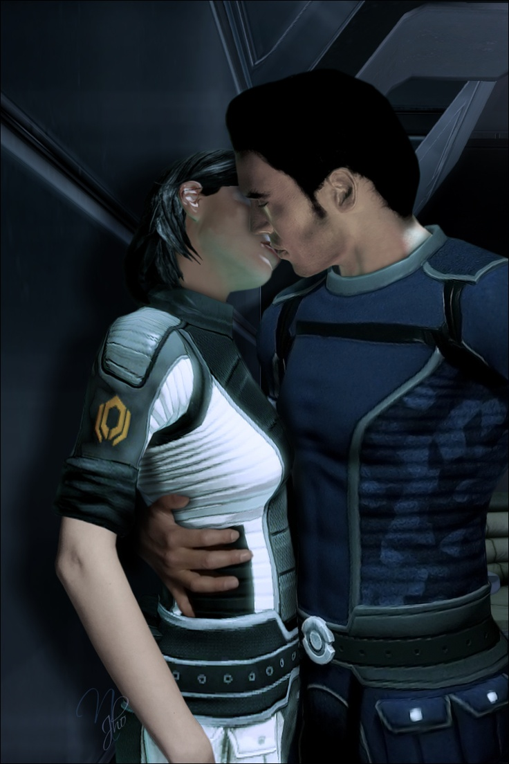 Oh god, the feelings!!  Paragon Femshep stayed loyal to Kaidan in ME2, but goddamn, I hope she gets a chance to chew him out for Horizon before they reconcile in ME3!!