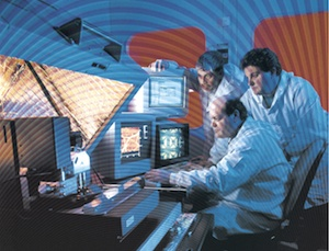 Nanotechnology: The first Technion nanotechnology project to draw headlines came in 1998, when Professors Uri Sivan, Erez Braun and Yoav Eichen assembled DNA and silver into a conductive wire 1000 times thinner than a human hair, opening the door for faster and more sophisticated computer chips.