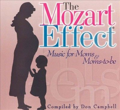 Don Campbell - The Mozart Effect - Music for Moms & Moms-to-be (CD)
