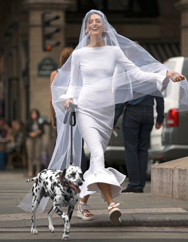 11 Whimsical Wedding Looks For The Non-Traditional Bride   WhoWhatWear UK