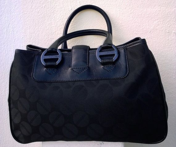 Authentic  Borbonese Tote Handbag