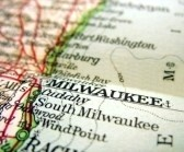 Milwaukee, Wisconsin. The way we looked in 1949