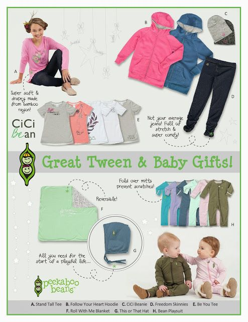 CiCi Bean: Five great gifts that your CiCi girl will love this holiday season!