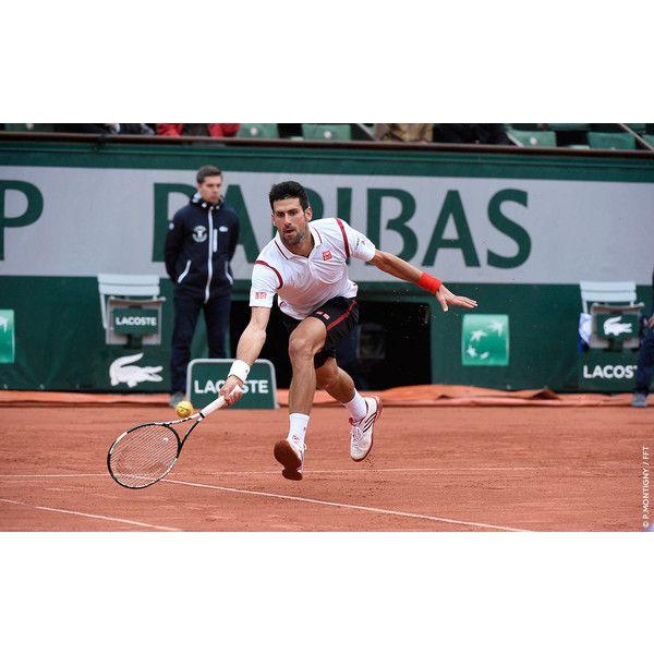Novak Djokovic - Roland-Garros 2016. French OpenRoland GarrosTennisTennis  SneakersSneaker
