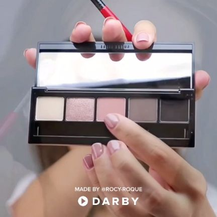 How to Get an Easy Glam and Natural Look #darbysmart #beautytips #beautyhacks #b…