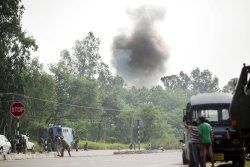 India: Militants Strike Northern Police Post and Army Barracks, Killing 12