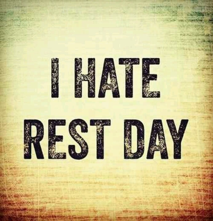 Rest Day Quotes 6