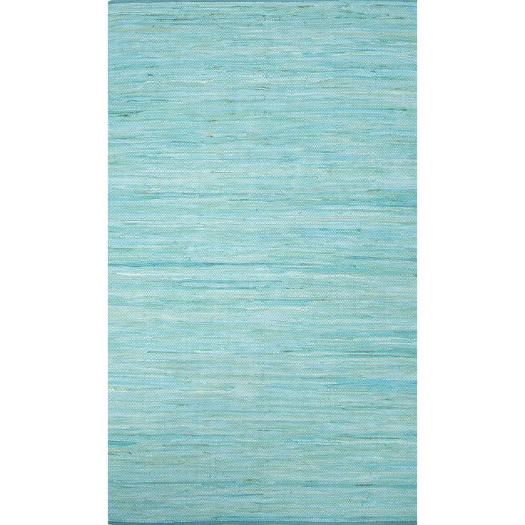 Found It At Wayfair   Lubue Hand Woven Blue Radiance Area Rug