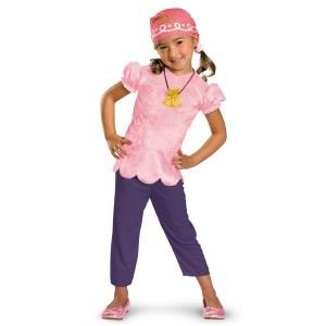 DIY-Izzy Costume Jake And The Neverland Pirates
