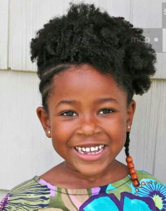 afro kids hair style shaved