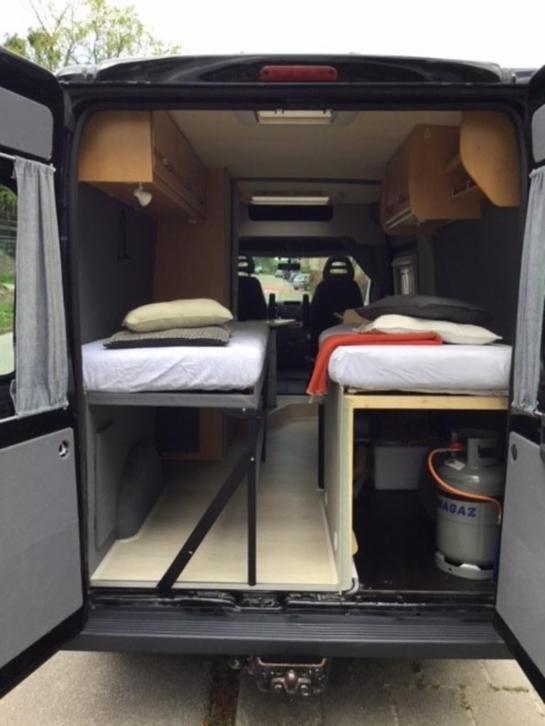 25 beste idee n over camper interieur op pinterest for Auto interieur vernieuwen