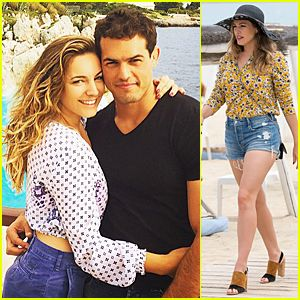 Kelly Brook & New Boyfriend Jeremy Parisi Celebrate His 30th Birthday in Saint Tropez