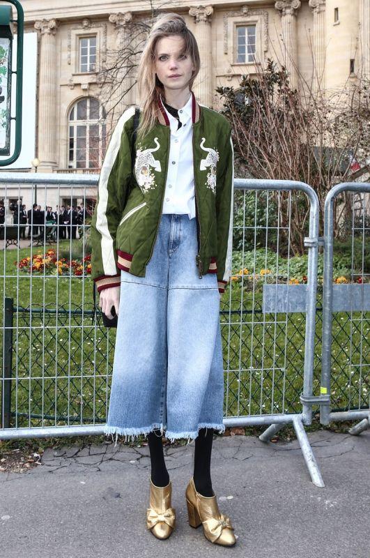 パリからスナップ直送中! パリコレ会場で見つけたベストドレッサー【DAY 3】 | FASHION | ファッション | VOGUE GIRL
