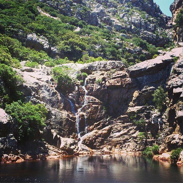 """Check out more sweet pics like these, who made them, and the stories behind them: instagram.com/capetownmag. Are you on Instagram? Tag one of your great pics with #CapeTownMag and we might just feature your image. """"Mother nature at it's finest! Great day at Crystal Pools with the boys!"""" captured by @gareth_spencer #capetown"""