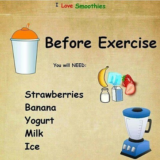 Best natural pre-workout
