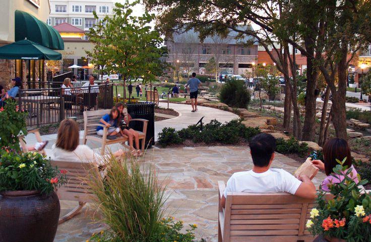 Tbg 187 Watters Creek Allen Tx Americana Pinterest