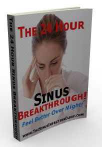 How to Treat & Cure a Sinus Infection Naturally with Home Remedies - within 24 Hours Method