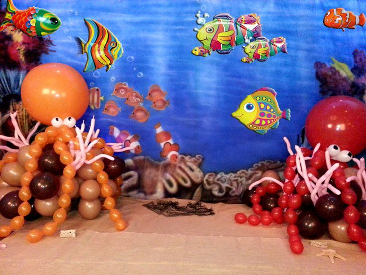 Under The Sea Decorations Uk