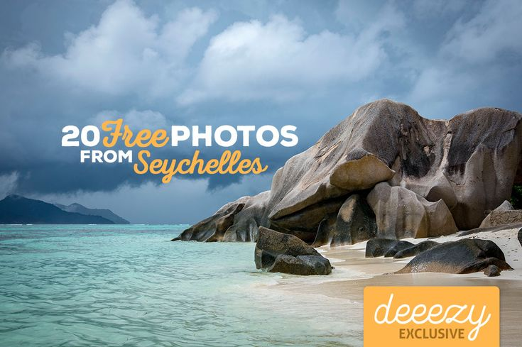 20 Free Photos From Seychelles | Deeezy - Freebies with Extended License