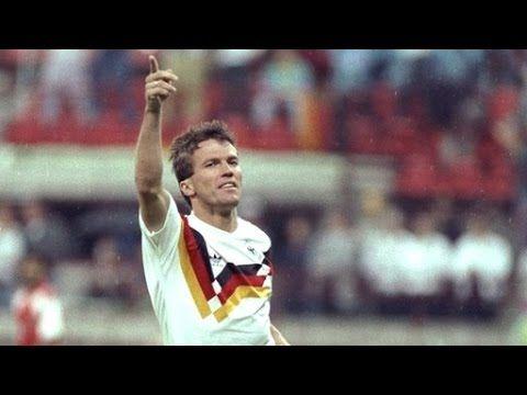 Lothar Matthaus In World Cup