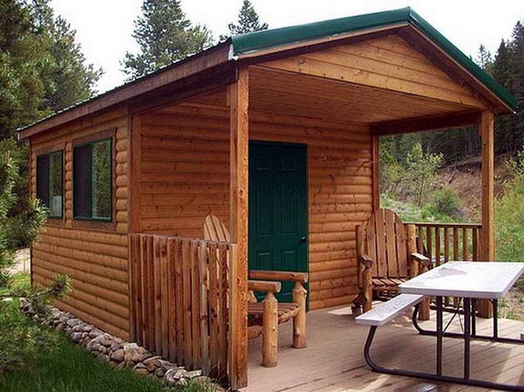 17 best ideas about small log cabin kits on pinterest for Cabin kits california