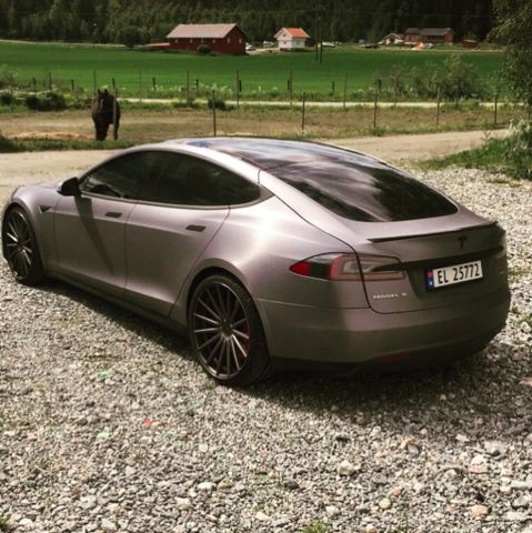 Tesla Eye Candy, Exhibition 7 | Aftermarket Accessories for Tesla Model S