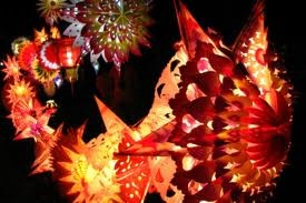 We could put things like this all through the streets of Brisbane -celebrations on a big scale - Google Search