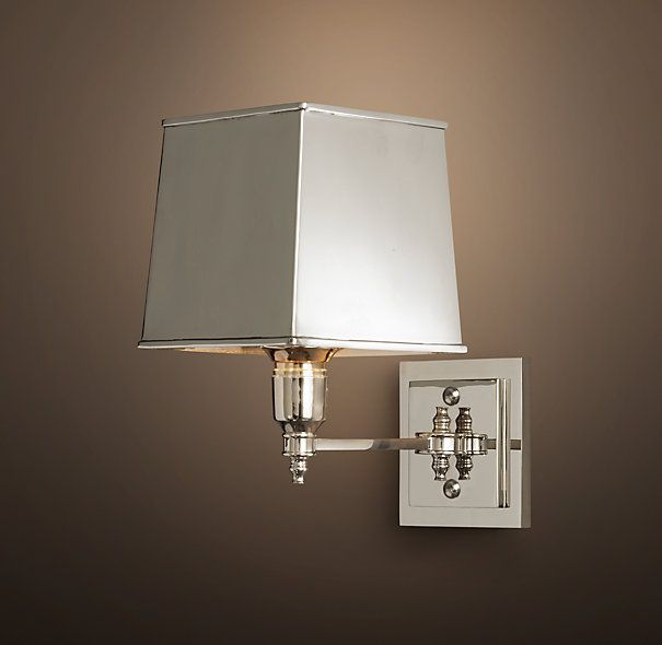 Bathroom Sconces Polished Nickel 43 best lake: lighting images on pinterest | wall sconces, house