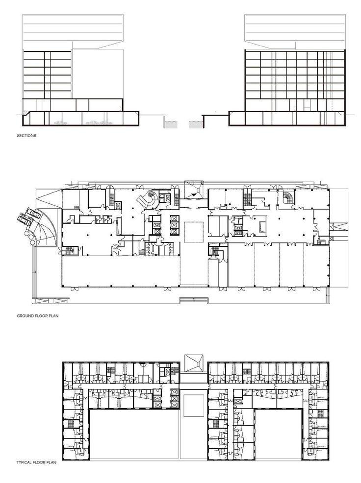 Hotel architecture ii hotel architecture architecture for Hotel plan design