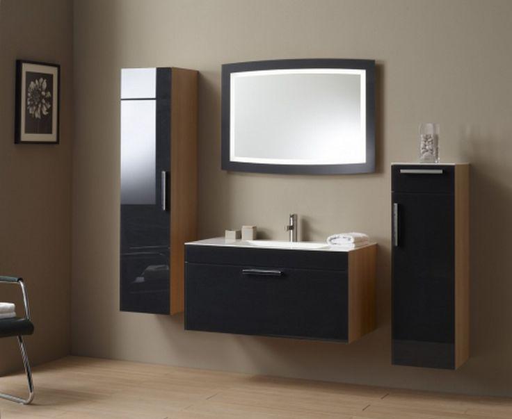 Bányai BB Reflexion Fürdőszobabútor - A színek szava  Az üveg, a fa és különböző színre festett felületek kombinációjából formálódott a BB Reflexion fürdőprogram. A legújabb LED technika alkalmazásának köszönhetően, a tükörvilágítás sejtelmes fénybe borítja a frontokat.