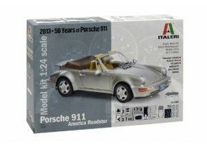 Topcars collections PORSCHE 911 AMERICA ROADSTER scala 1:24