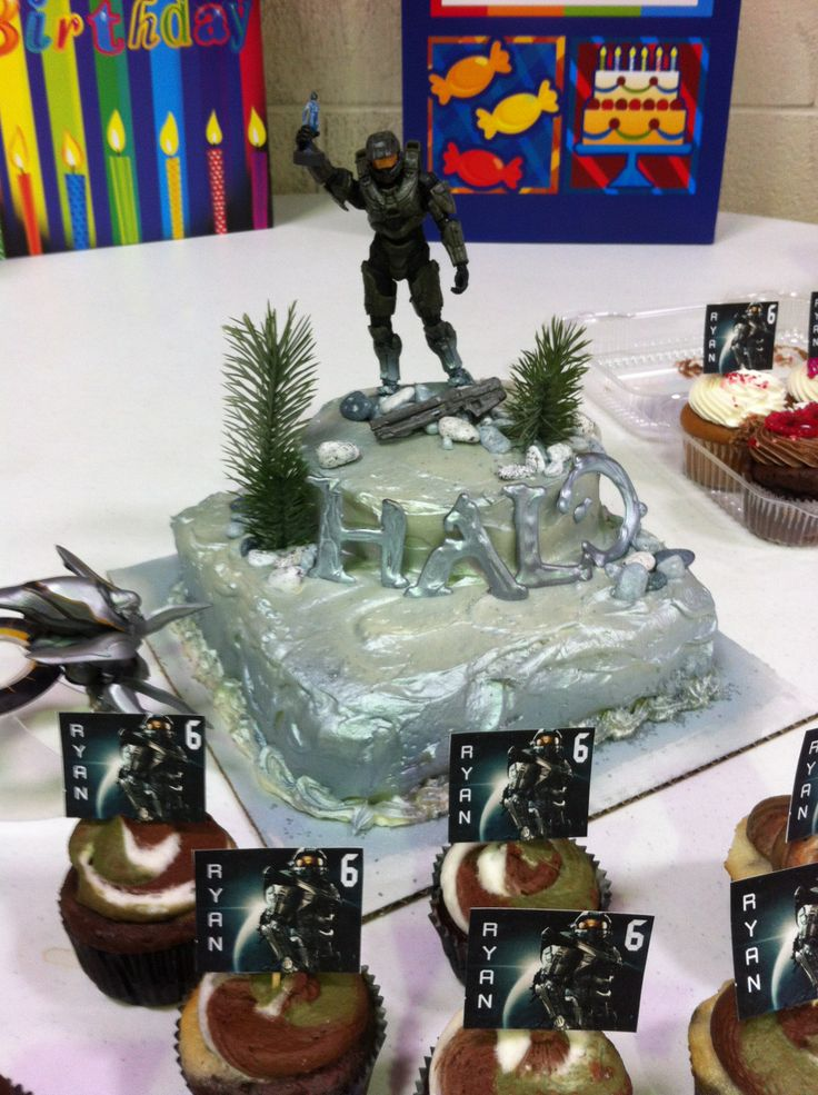 Edible Cake Images Halo : 62 best Call Of Duty Birthday Cake s images on Pinterest