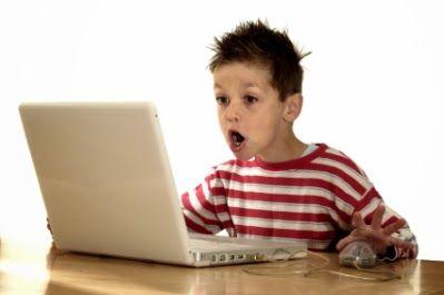 Tips Anak - Mengajari Anak Tentang Internet - Cupido Creative