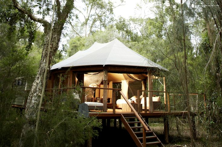 Glamping New South Wales   Luxury Camping NSW This site is located approximately 190 kilometers south of Sydney in the beautiful Jervis Bay area, which has so much to offer for a glamping getaway. Within this area, guests will find pristine white sand bea