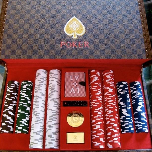 louis vuitton poker set - Poker Sets