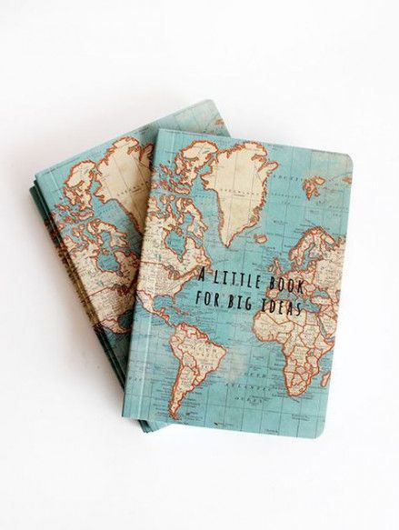 50 Trendy Travel Journal Diy Cover Maps