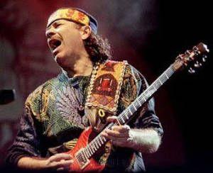 Carlos Santana   Music Aficionado