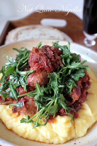 Fergus Henderson's Baked Sausages