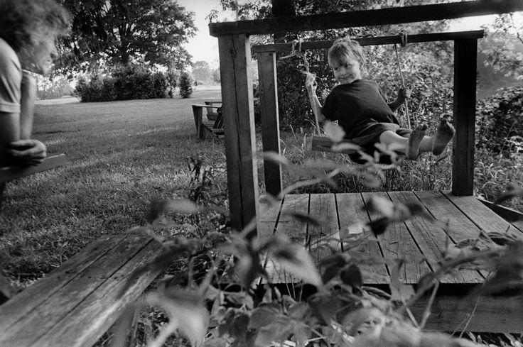 Larry Towell. The World from My Front Porch
