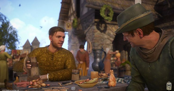 Kingdom Come: Deliverance launches February 13th on the PS4, Xbox One, and PC, and it aims to re-create the feeling of living in medieval times as accurately as possible.