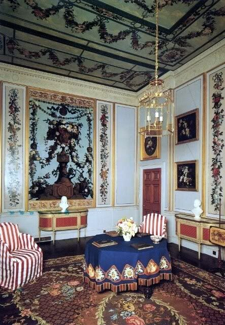 Frogmore House At Windsor Royal Interiors Part Ii Historical Interiors Pinterest