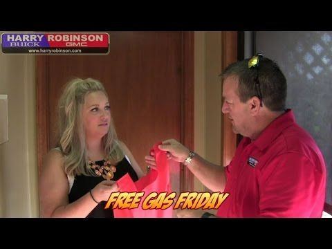 #FreeGasFriday Winner! Lauren Martin at Jack and Jill Daycare Center in Fort Smith, Arkansas - YouTube