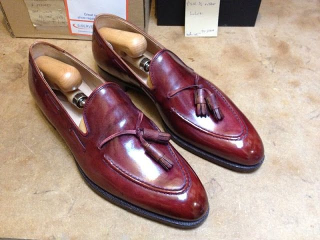 17 Best Images About George Cleverley Bespoke Shoes On