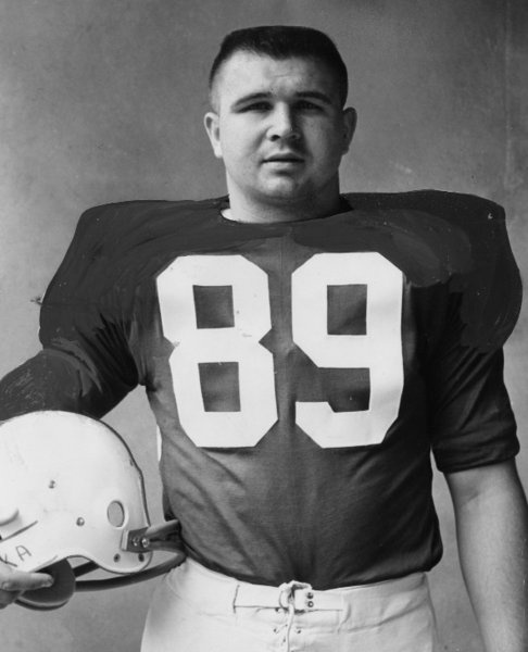 1961: Tight end Mike Ditka  ( Chicago Tribune archive photo / September 5, 2012 ). More vintage Bears photos: http://www.redeyechicago.com/news/redeye-bears-photos-from-the-1910s-to-the-1980s-20120904,0,526236.photogallery#