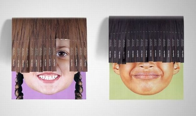 24 Clever Tear-Off Ads