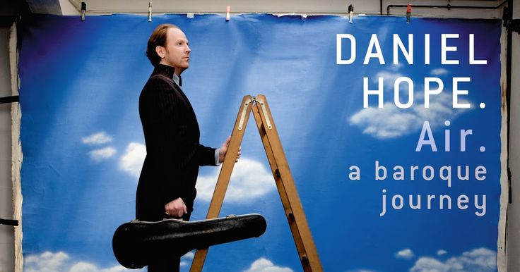 Daniel Hope Air  with Lorenza Borriani: second solo violin Lucy Gould: violin Steward Eaton: viola William Conway:  cello Enno Senft: double bass (Soloists of the Chamber Orchestra of Europe)  Jonathan Cohen: cello Kristian Bezuidenhout: harpsichord, organ Stefan Maass, Stephan Rath: lute, guitar, theorbo Hans-Kristian Kjos Sørensen: percussion  Deutsche Grammophon, 2009